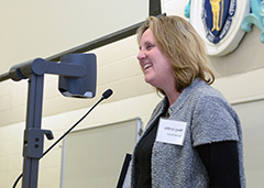 Mary Griffin, Regional Director Southeast, Cape and Islands, Massachusetts Audubon Society